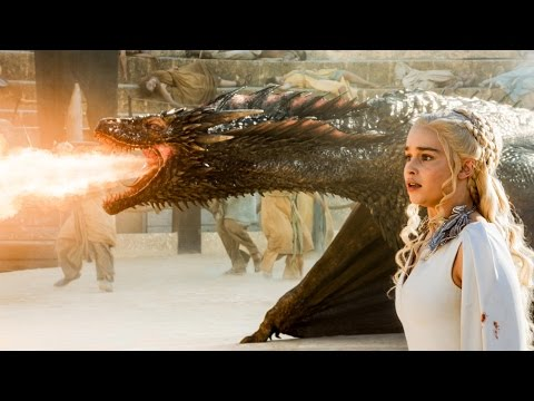 Game of thrones all dragon scenes (1080p) - Updated