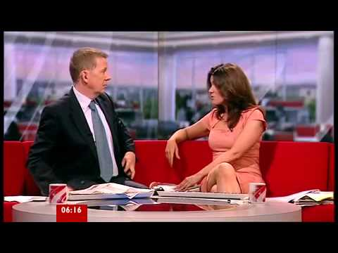 bbc breakfast - Susanna Reid and Bill Turnbull opening BBC Breakfast on Thursday, October 06, 2011.
