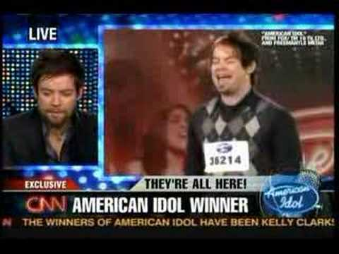 Larry King Live May 23, 2008 American Idol Part I