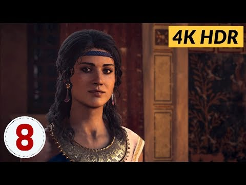 Symposium. Ep.8 - Assassin's Creed Odyssey [4K HDR]