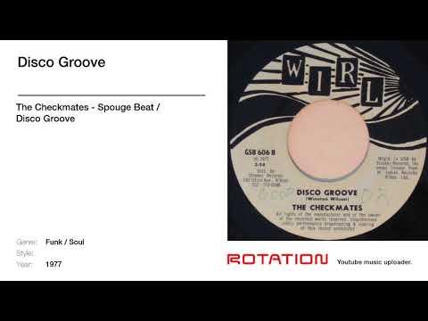 The Checkmates - Disco Groove видео
