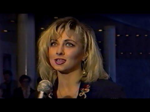 Таня Овсиенко - Концерт «Запомни меня» (Санкт-Петербург - 1993 год).