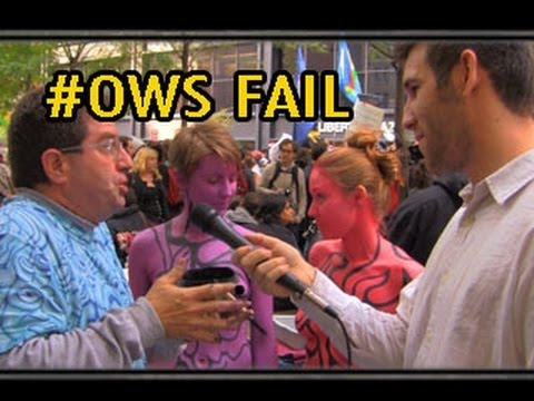 Occupy Wall Street Fail