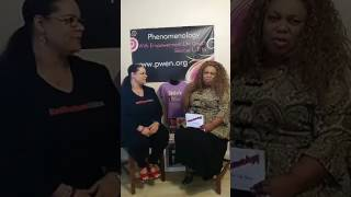 Phenomenology with Marci Batiste. Have you sold your soul to feed your ego?