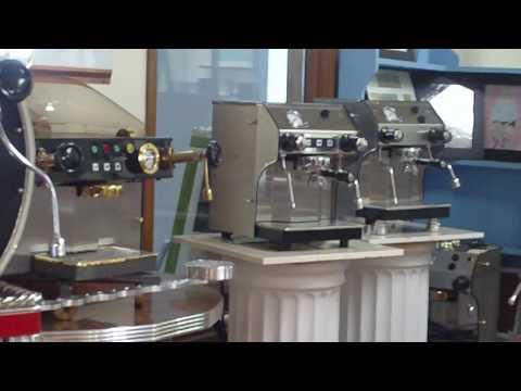 salvatore espresso machine