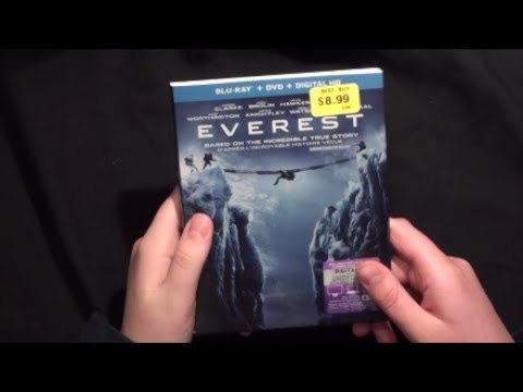 Everest Blu-Ray UNBOXING