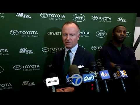 Video: New York Jets owner and GM shed light on firing of Todd Bowles