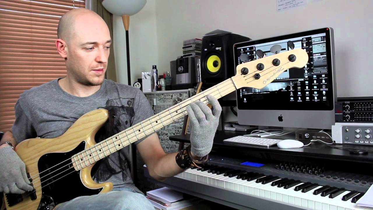 Beginning The Major Scale – Bass Lesson with Scott Devine (L#58)