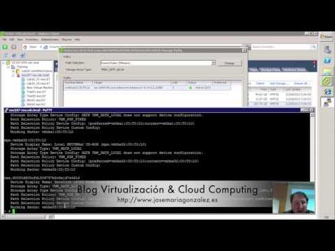 ¿Cómo optimizar el I/O de tu cabina en VMware con un solo comando?