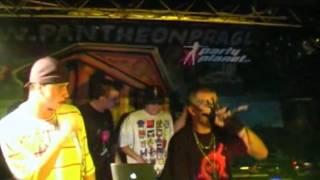 Video feat Timeout Mc - Časovaná bomba (Live & Pantheon Praha)