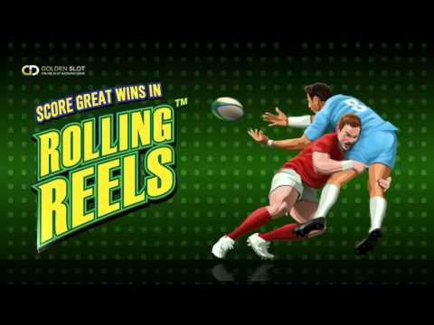เกมส์สล็อต Rugby Star สล็อตออนไลน์