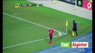 Ligue des champions d'Afrique : USM Alger 4 - Caps United 1 (les buts)