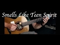Nirvana - Smells Like Teen Spirit - Fingerstyle Guitar