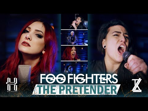 Foo Fighters - The Pretender - Cover by @halocene & @lauren Babic
