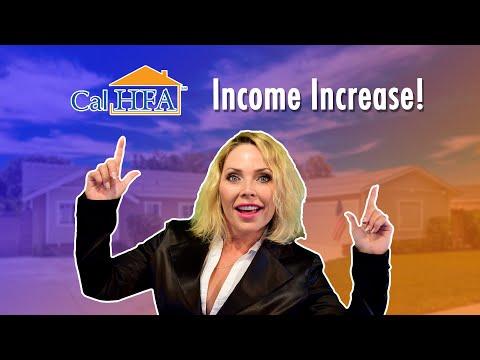 CALIFORNIA First Time Buyer Program Update 2018 CalHFA