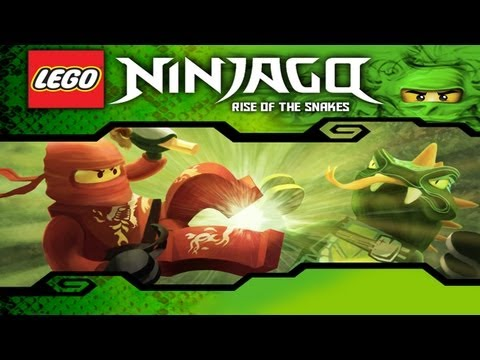 ninjago hry - LEGO® Ninjago: Rise of the Snakes by The LEGO Group Help the Ninjas of Ninjago battle the evil serpentine in this new game based on last year's Ninjago: Spin...