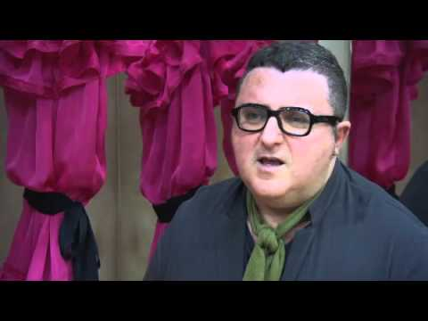 Video: Lanvin for H&#038;M &#8211; Interviews with Alber Elbaz &#038; More