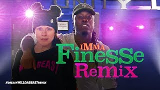 Video @BRUNOmars ft. @iamCARDIb  - FINESSE REMIX - @Willdabeast__ @JanelleGinestra choreo MP3, 3GP, MP4, WEBM, AVI, FLV Januari 2018