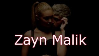 ZAYN MALIK - PillowTalk (Official Lyrics Video)