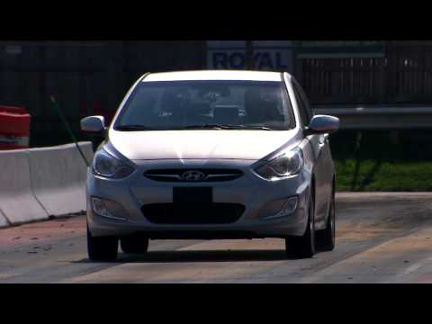 Road Test: 2012 Hyundai Accent