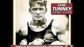Champion Gene Tunney