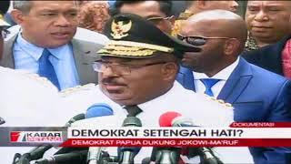 Video Sejumlah Elit Partai Demokrat Justru Mendukung Jokowi-Ma'ruf Dibandingkan Prabowo-Sandiaga MP3, 3GP, MP4, WEBM, AVI, FLV April 2019