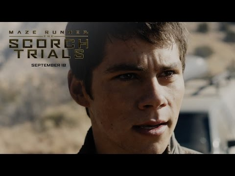 Maze Runner: The Scorch Trials (TV Spot 'Welcome to the Scorch')