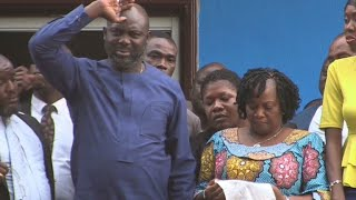 GEORGE WEAH ELECTION VICTORY SPEECH