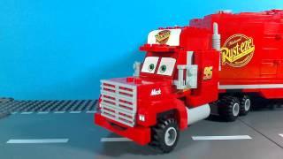 LEGO Cars 2 Mack's team truck