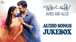 James and Alice Audio Songs Jukebox
