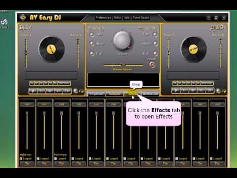 AV Music Morpher Gold Version 5.0 - The new AV Easy DJ
