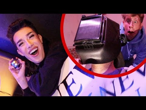 Locked in an Escape Room with James Charles