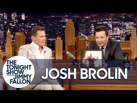Josh Brolin Tries Out Different Voices For His Avengers Infinity War Character