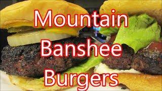 Pandora Prime Banshee Rib Burgers by Louisiana Cajun Recipes