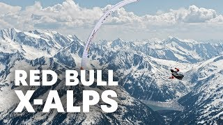 The Challenges of Hiking And Flying Across the Alps | Red Bull X-Alps 2019 Highlights by Red Bull