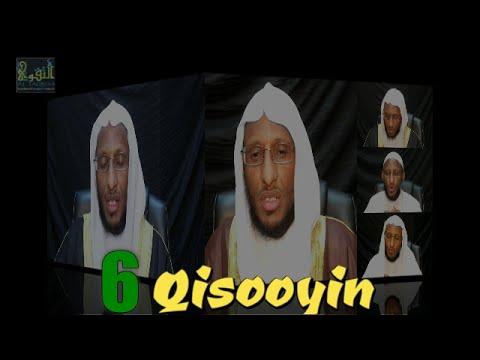 6 Qiso Mudan in Lagu Cibro Qaato ||  By  Dr. Sh Ahmed Nuur