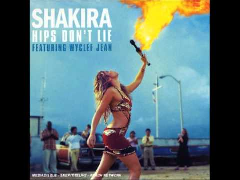 Hips don't lie (Bamboo version) - Shakira feat. Wyclef Jean