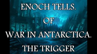 In this video we look at The Book of Enoch and how he tells of of a great war to come in Antarctica involving The Fallen Angels which will trigger the return of ...