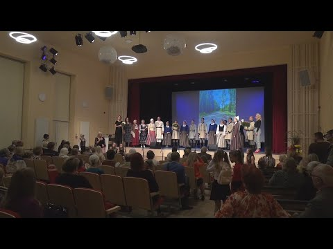 Ar koncertu renovētajā Vangažu Kultūras namā nosvin pilsētas dzimšanas dienu