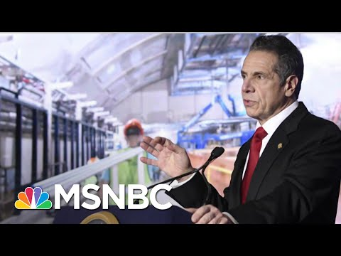 Another Woman Accuses NY Governor Of Sexual Harassment | The Last Word | MSNBC