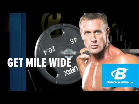 bodybuilding - The human body isn't stubborn. It's obedient. It does what you tell it to. It changes when you want it to. With the right tools, you can build the body you want. Get Brandan's Full Routine...