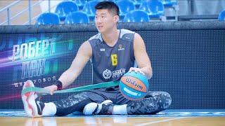 Лучшие игровые моменты Роберта Пана в составе Баскетбольного клуба «Астана» 2019/2020