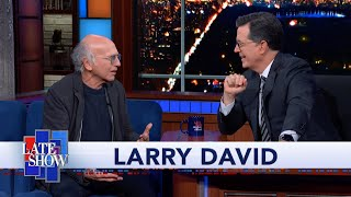 Larry David: If Bernie Wins It Will Be Great For The Country, But Terrible For Me