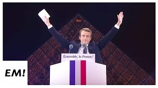 Video Emmanuel Macron au Louvre |Discours du 7 mai 2017 MP3, 3GP, MP4, WEBM, AVI, FLV Juni 2017