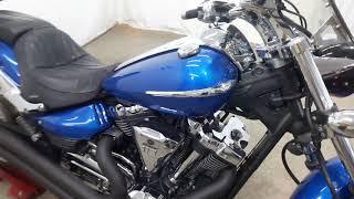 8. Yamaha XV1900 Raider 2009 ThunderBikesVL