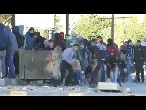 Hμέρα Οργής: Αιματηρές συγκρούσεις σε Δυτική Όχθη και Γάζα