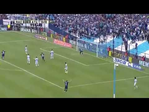 Racing - Atlético Tucumán / Gol del Pulpo González