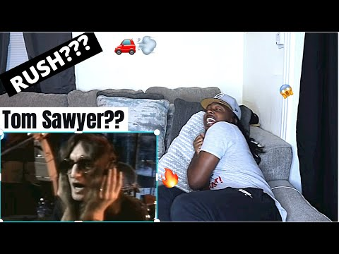 FIRST TIME HEARING!! | Rush - Tom Sawyer (Official Music Video) (REACTION!!) I LOVE IT!