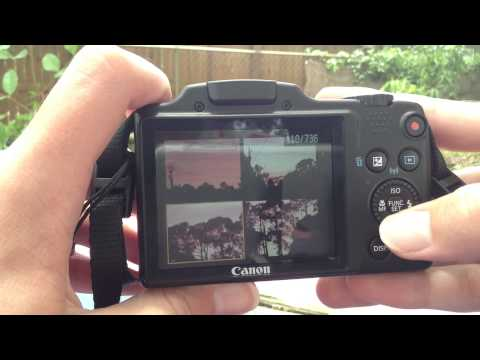 Canon Powershot SX510 HS Review, 12MP, 30X Optical Zoom!