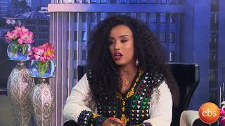 ድምፃዊ ትርሀስ ታረቀ (ኮበለይ) አዲሱ ሙዚቃዋን በእሁድን በኢቢኤስ/Sunday With EBS Tirhas Tareke Live Performance